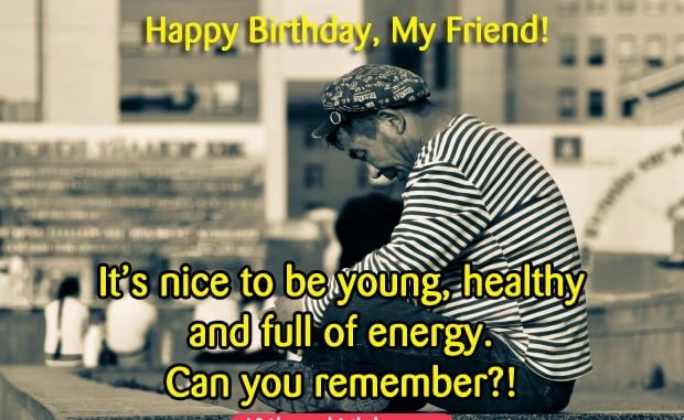 Birthday Funny Wishes for Friends